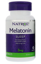 Natrol Melatonin 3mg (60 таб)
