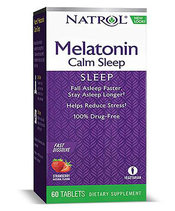 Natrol Melatonin Advanced Calm Sleep 6 mg (60 таб)