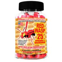 Cloma Pharma Red Wasp (75 капс)