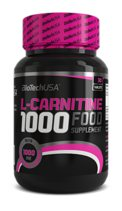 BioTech L-Carnitine 1000 mg (60 таб)