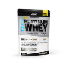 VP Lab 100% Platinum Whey (750 гр)