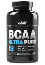 VP Lab BCAA Ultra Pure (120 таб)