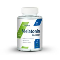 CyberMass Melatonin 5 mg (60 капс)