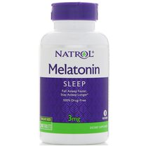 Natrol Melatonin 3mg (240 таб)