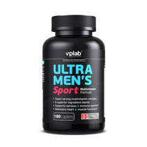VP Lab Ultra Mens Vitamin Sport Formula (180 таб)