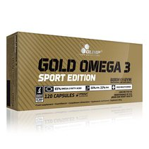 Olimp Gold Omega - 3 1000 mg (120 капс)