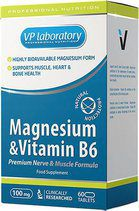 VP Lab Magnesium + B6 (60 капс)