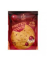 Fit Kit Protein cookie (40г) кола