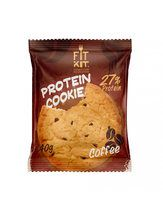 Fit Kit Protein cookie (40г) кофе