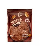 Fit Kit Protein cookie (40г) шоколад-фундук
