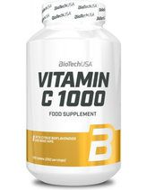 BioTech Vitamin C 1000mg (100 таб)