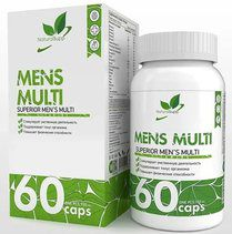 NaturalSupp Mens Multi (60 капс)