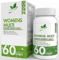 NaturalSupp Womens Multi (60 капс)