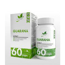 NaturalSupp Guarana (60 капс)