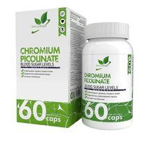 NaturalSupp Chromium Picolinate (60 капс)