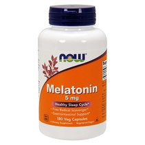 NOW Melatonin 5 mg (180 капс)