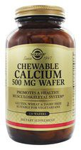 Solgar Chewable Calcium 500 mg (120 жев. таб.)